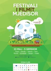 Festivali i Filmit Mjedisor Poster